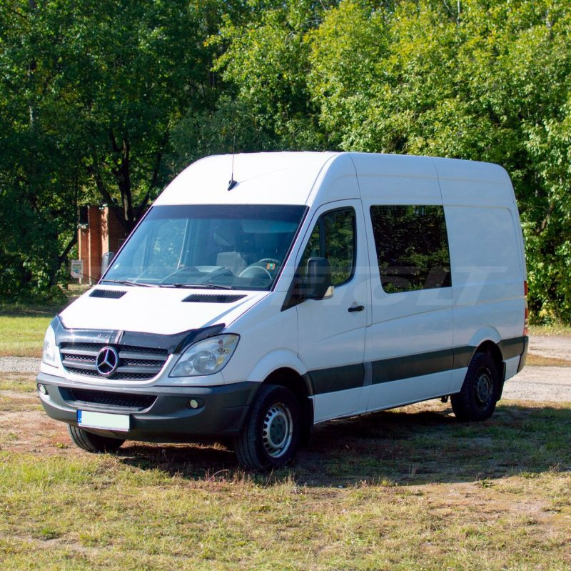 Mercedes-Benz Sprinter 3-6 vietų | Mikroautobusų ir automobilių nuoma 1