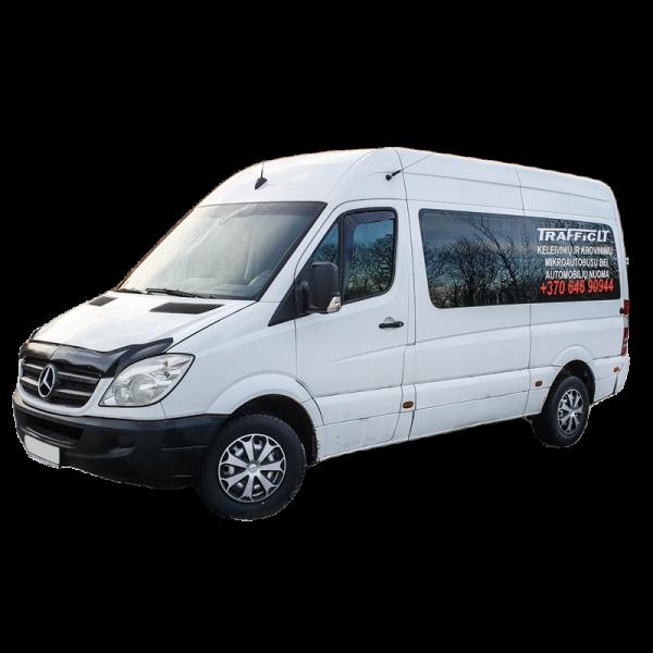 Keleiviniai mikroautobusai
